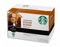 Starbucks Blonde K-cup Packs Coupon