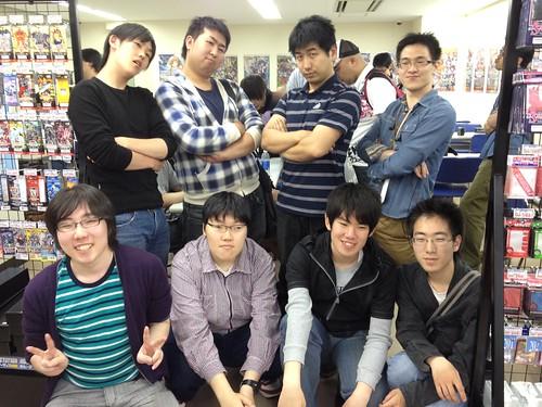 LMC Chiba Ekimae 413th : Top 8
