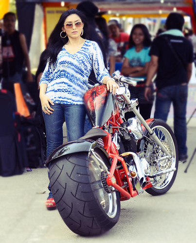 Harley-Davidson model