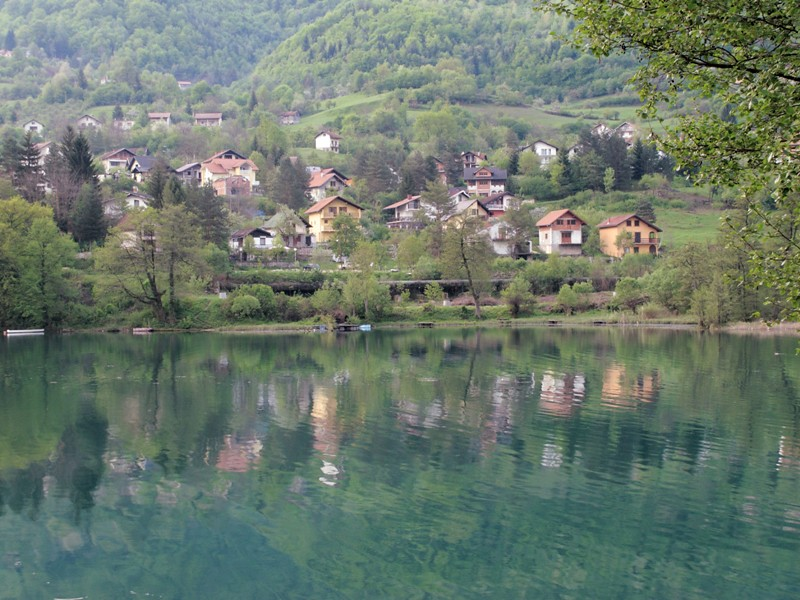 Habitations du Lac Plivska@Jajce