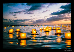 Lantern Floating Ceremony 2012