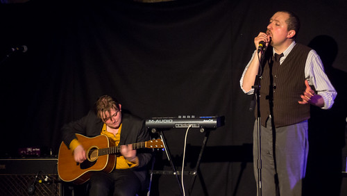Artmagic live at The Basement, Brighton