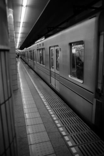 日比谷線 恵比寿駅