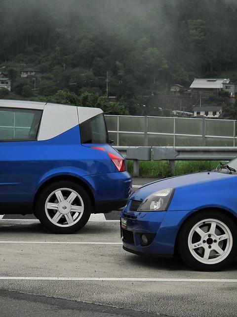 Clio RS Ragnotti & Avantime