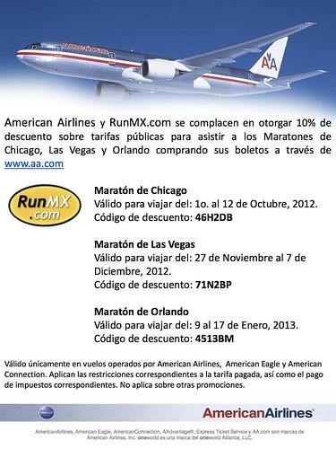 Flyer Maratones RUNMX