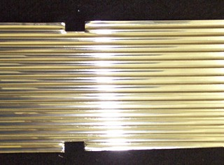 1958 Gold Sample