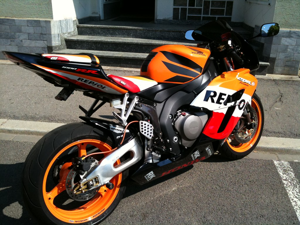 Honda CBR 1000 RR 5 Repsol