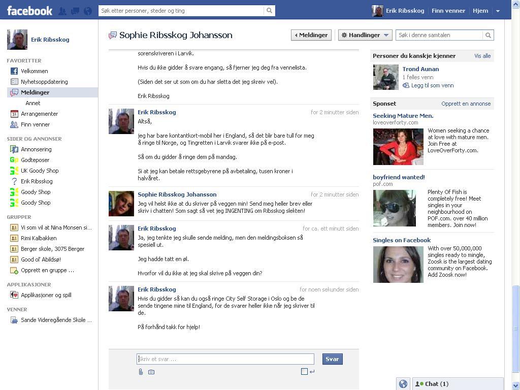 mer fra facebook tingretten i larvik city self storage