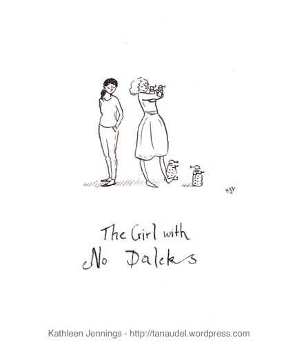 The Girl With No Daleks