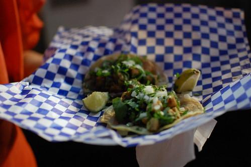 Taco Azul