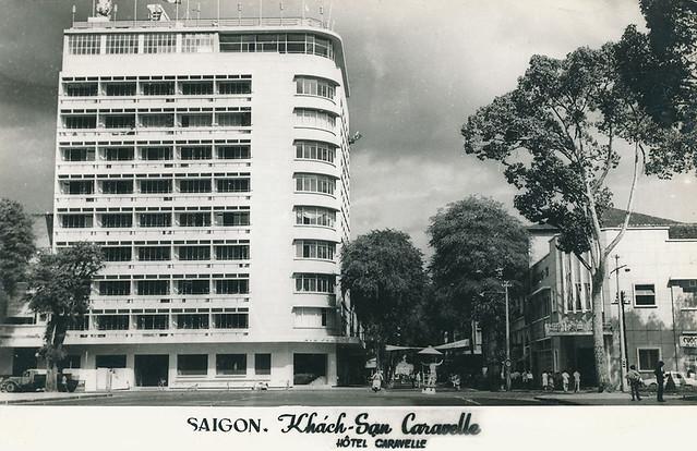 Saigon - Hotel Caravelle
