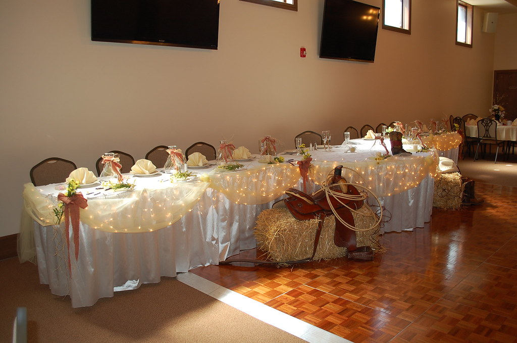 TSCC Wedding Reception