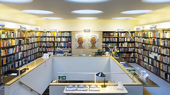 Aalto Pensions Building Library Small Room