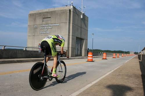2012 USA Cycling National Time Trials at Thurmond Dam
