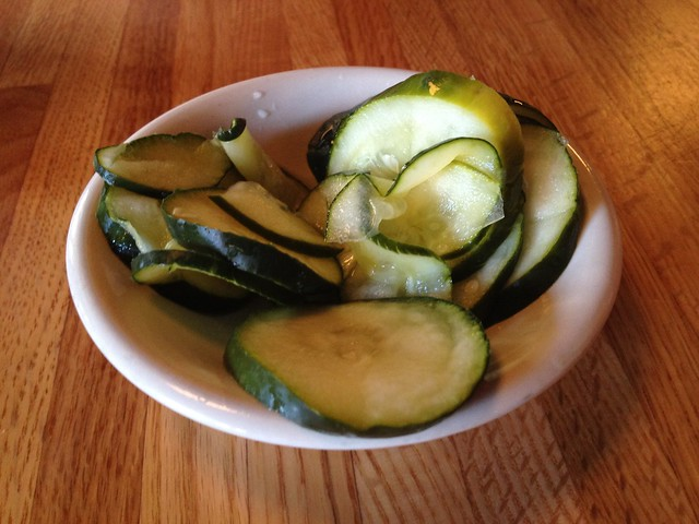 Sweet homemade pickles - Jestine's Kitchen