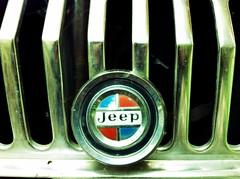 Jeep. Abandoned.