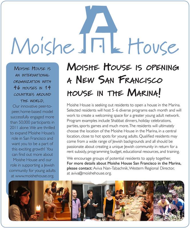 Marina Moishe House