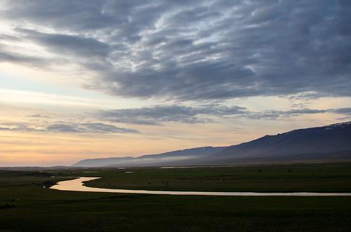 sunset summer 35mm landscape iceland nikon europe flickr 5 award nikkor f18 ísland skagafjörður sólsetur d5100