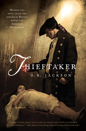 Thieftaker by DB Jackson