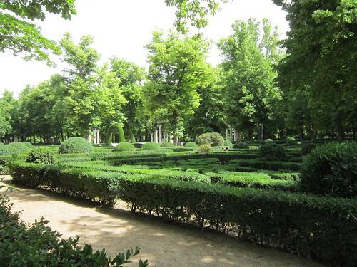 アランフェス・・島の庭園 by Poran111