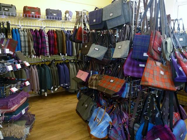 Harris Tweed Shop, Harris