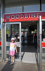 Woodbine Station by Clover_1