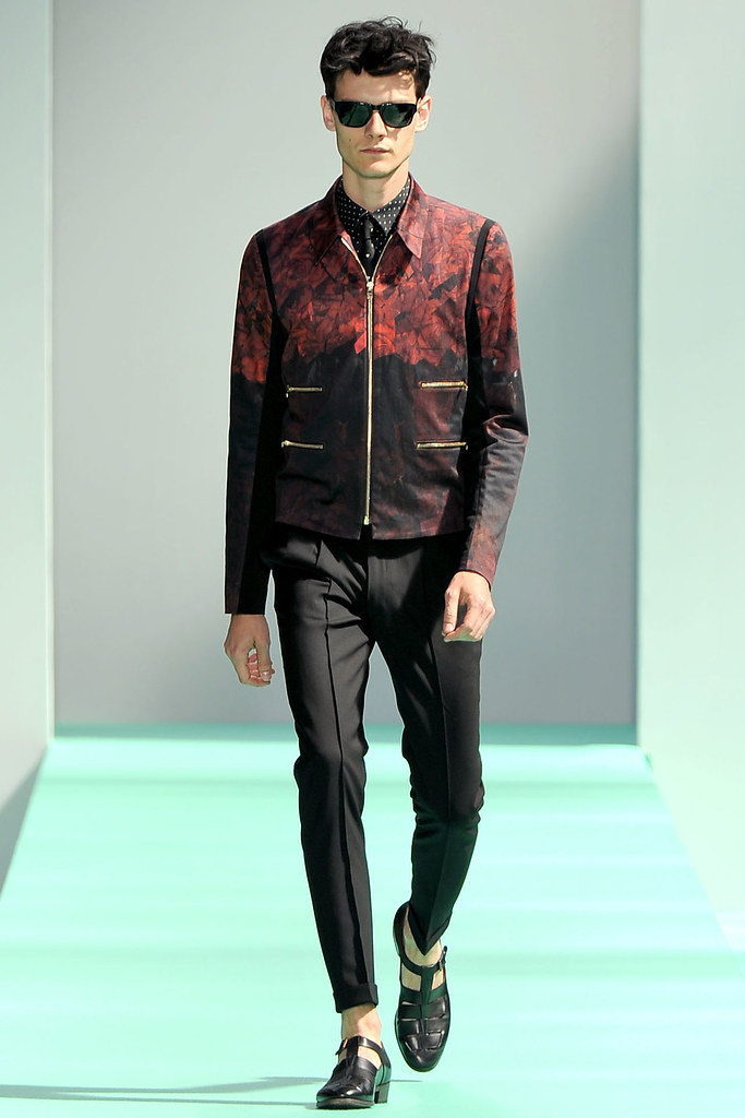 SS13 Paris Paul Smith002_Douglas Neitzke(VOGUE)