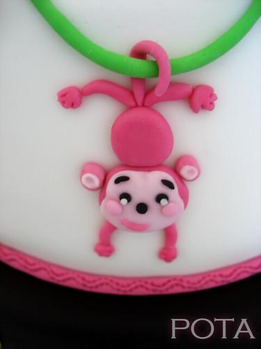 Gâteau Little Jungle cake