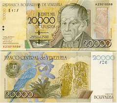 venezuela-money