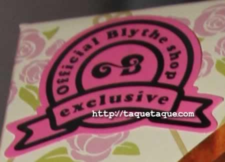 mi Blythe Very Vicky - Official Blythe Shop Exclusive