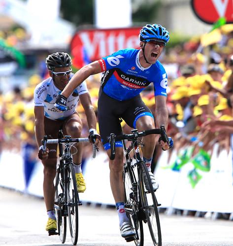 David Millar - Tour de France, stage 12