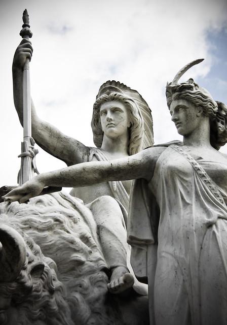 Albert Memorial - America