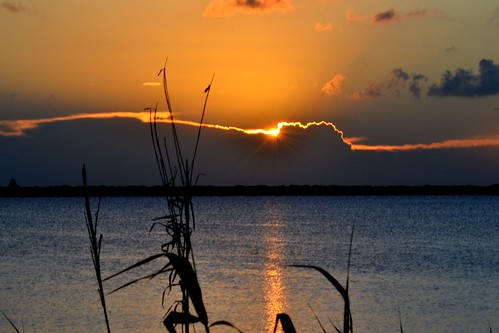 sunset sky sun lake water clouds thegalaxy ringexcellence
