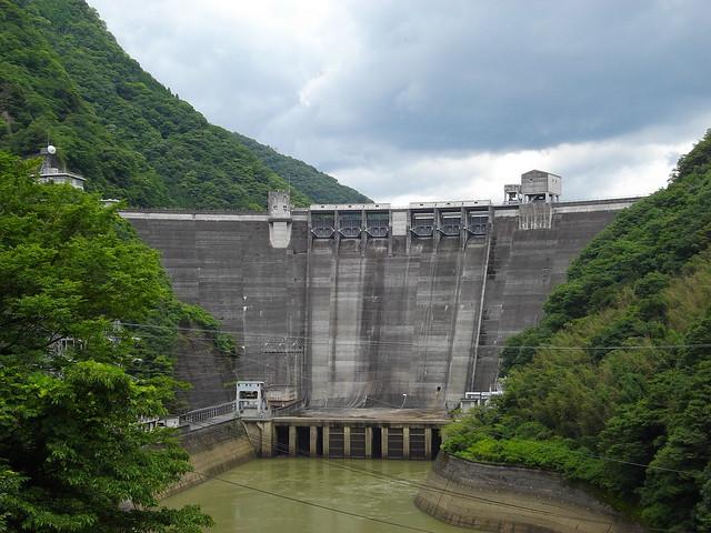 新成羽川ダム #4