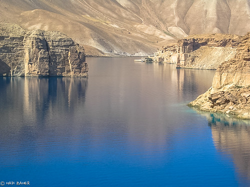 park lake afghanistan water landscape highlands outdoor central band first national afghan amir serene hindu bamiyan hazarajat ameer torquoise kush bamyan bamian