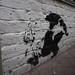 Badger, Stewy stencils, Greedy Cow, Margate