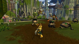 The Ratchet & Clank Collection for PS3