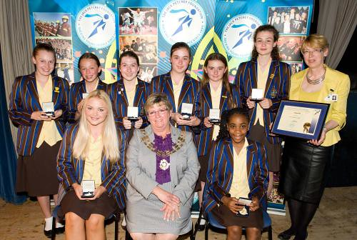 Fabulous achievement award winners from the brentwood ursuline convent high school flickr for Fabulous achievement