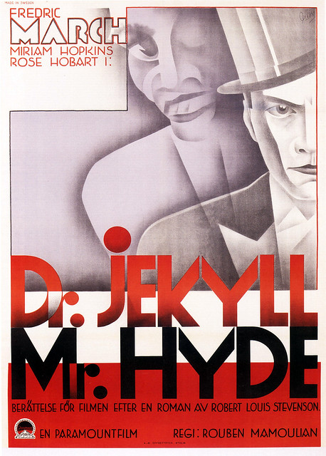 DR. JECKYLL AND MR. HYDE POSTER doctor macro