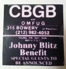 Blitz Benefit Voice advert