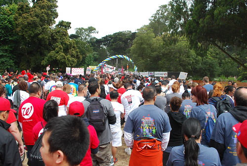 SF AIDS walk
