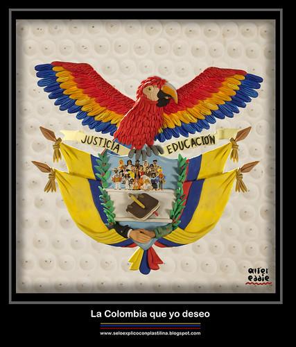 La Colombia que yo deseo... by alter eddie