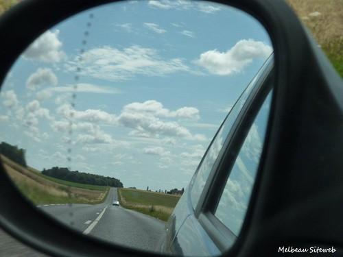 Sur la route de Beauce