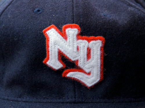 Cooperstown / New York Knights 1934