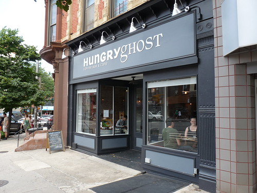 Hungry Ghost Cafe, Flatbush Ave