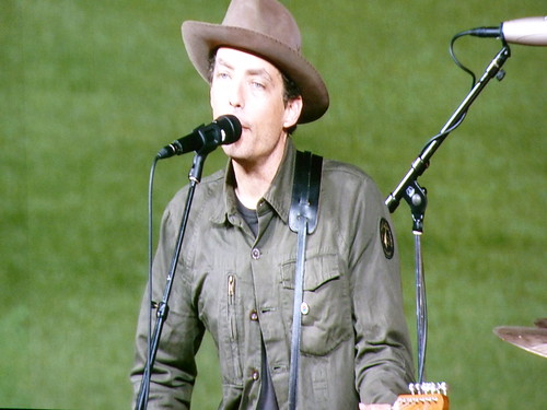 The Wallflowers at Nationals Park