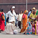 LineUp at the Red Fort in Delhi_6053