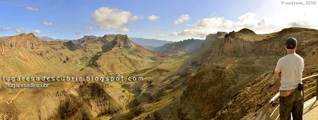 Degollada de la Yegua (Gran Canaria, España)