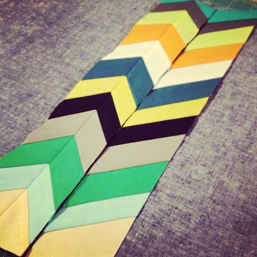Playing with chevron...