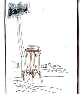 mobiliario urbano, Madrid